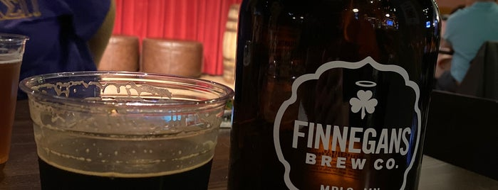 Finnegans House is one of #ministerapproved.