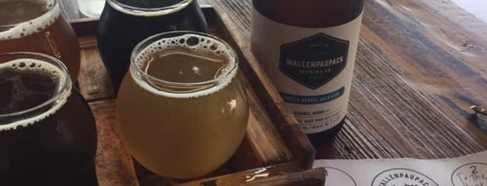 Wallenpaupack Brewing Company is one of Treehouse Area Food & Drink.