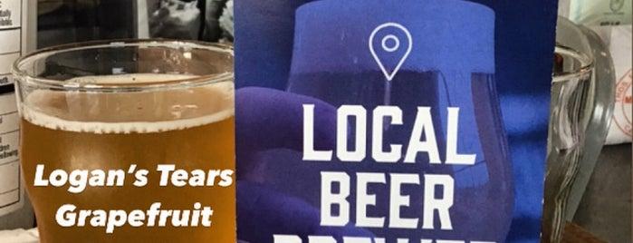Wallenpaupack Brewing Company is one of Gotta Go Poconos.