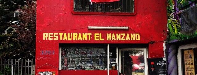 Restaurant El Manzano is one of Posti che sono piaciuti a Jorge.