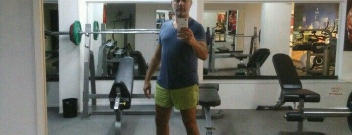 Yalı Fitness Güzelyalı is one of FIRAT : понравившиеся места.