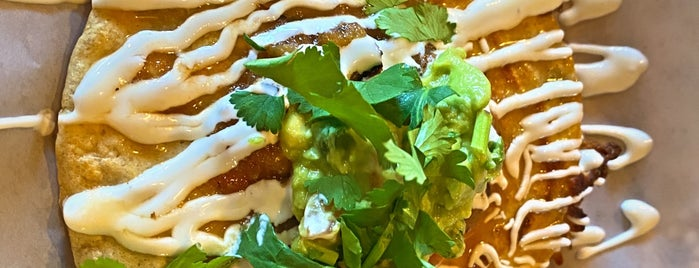 Del Sur Tacos is one of Restaurants To Try - Dallas.