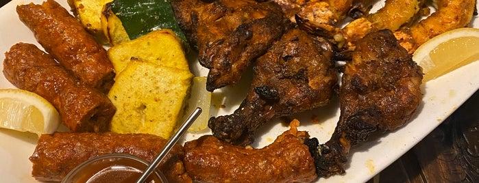 Annam Indian Restaurant is one of Mohammad: сохраненные места.