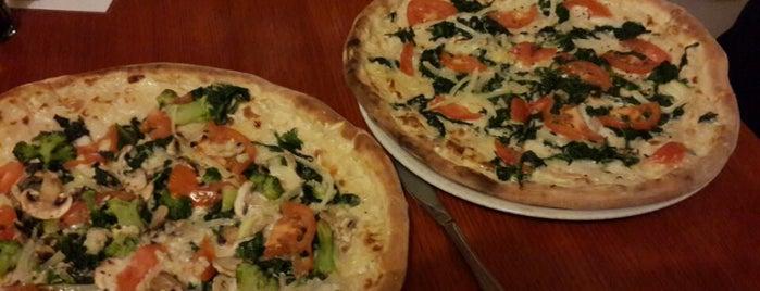 Pizzeria Manna is one of Vegan Prague.
