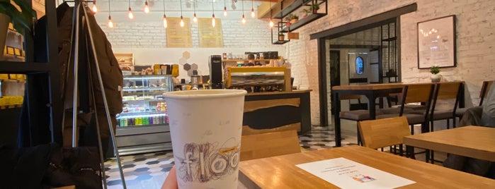 Floo Coffee is one of Vyacheslav 님이 좋아한 장소.