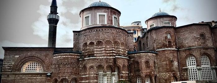 Molla Şeref Camii is one of 3-Fatih to Do List | Spiritüel Merkezler.
