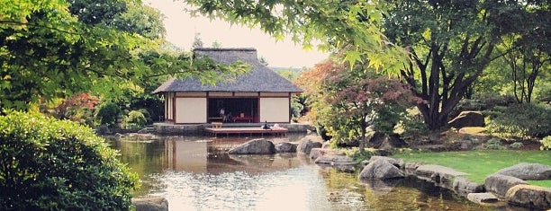 Teehaus im Japanischen Garten is one of Alles in Hamburg.