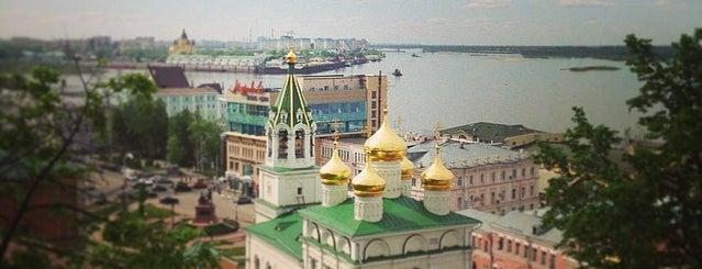 Ивановская башня is one of wcup 18.