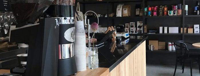 Coffee Source is one of Tempat yang Disimpan Veronika.