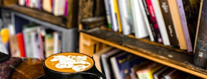 Voltage Coffee is one of Speciality coffees.