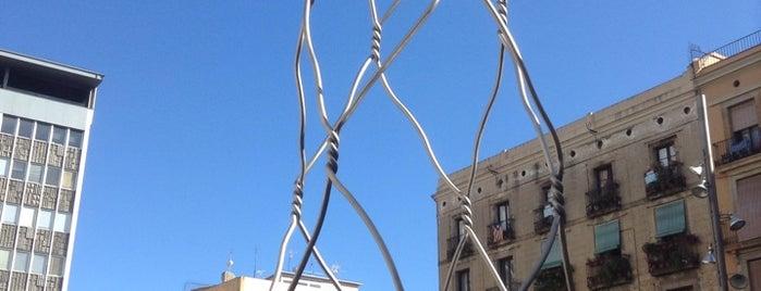Plaça de Sant Miquel is one of Barcelona.