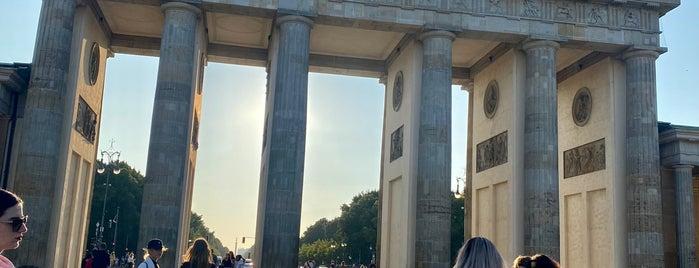 The Gate Berlin is one of Mark.Berlin2.