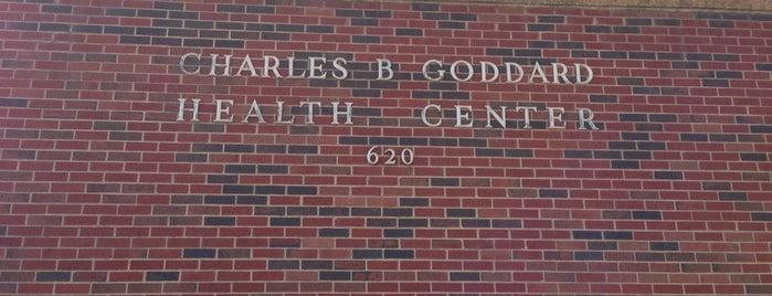 Goddard Health Center is one of University of Oklahoma.