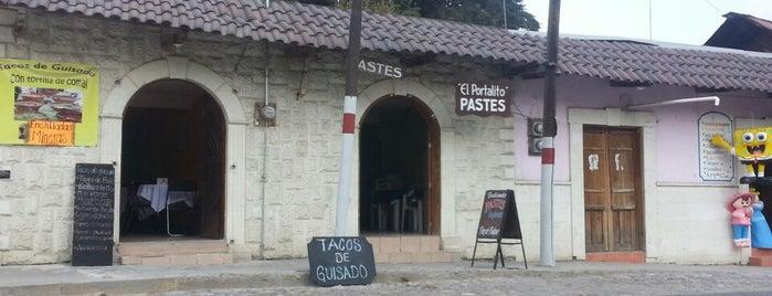 Pastes El Portalito is one of Lugares favoritos de Manuel.