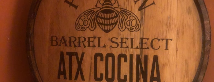 ATX Cocina is one of ATX Favs.