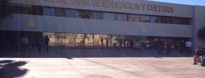 Secretaría de Educación y Cultura is one of Lugares favoritos de Martin.