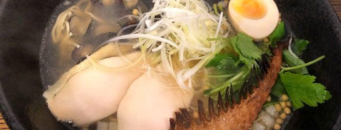 あら焼鶏白湯 カシムラ is one of Posti che sono piaciuti a Masahiro.