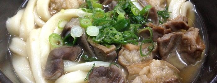 めん食堂 味見亭 is one of Lugares favoritos de 亮さん.