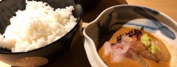 Ginza Uchiyama is one of 食事.