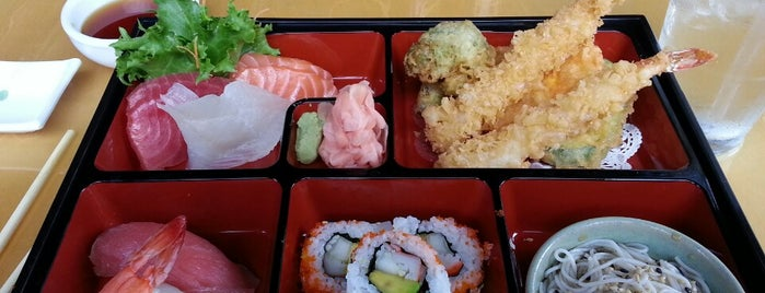 Sushi Rock is one of Tempat yang Disukai LiquidRadar.