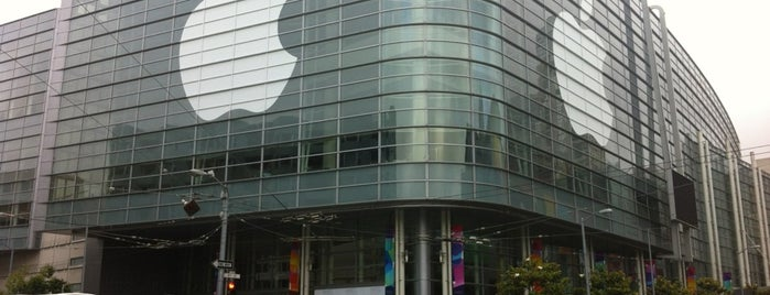 Moscone Center is one of Chris 님이 좋아한 장소.