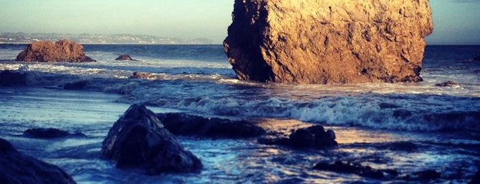 El Matador State Beach is one of LA.