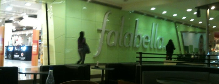 Falabella is one of Mis sitios.