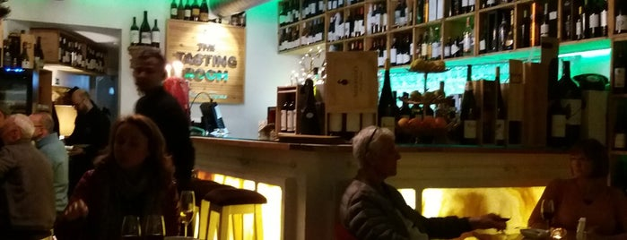 The Tasting Room is one of Portugal.