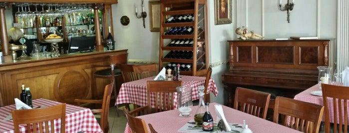 Da Vinci Restaurant is one of 20 favorite restaurants.