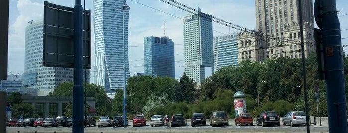 Destination Warsaw