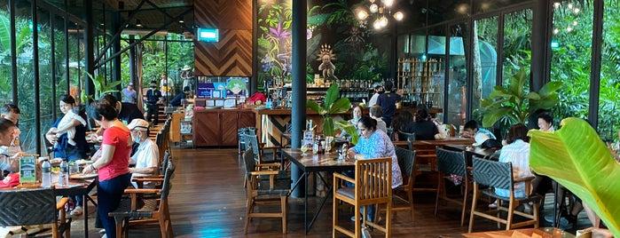 Three Monkeys Restaurant is one of Thai.