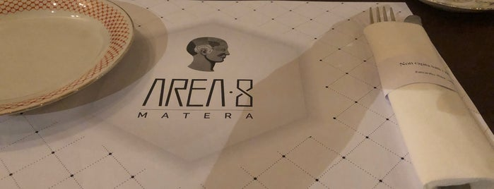 Area8 is one of Matera FnL.