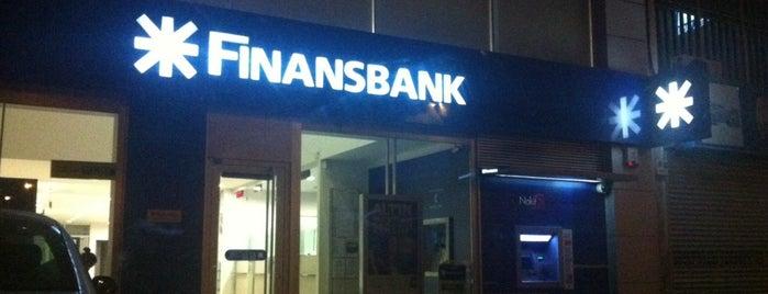 Finansbank Sanayi Ostim Şubesi is one of Yunusさんのお気に入りスポット.