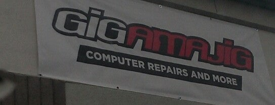 Gigamajig Computer Solutions, Inc. is one of Pontiac MI Retro.