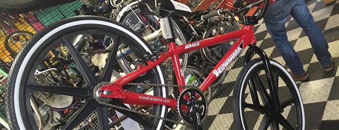 VéloCity Bicycle Cooperative is one of Alexandria, VA.