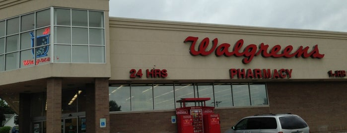 Walgreens is one of Posti che sono piaciuti a Austin.