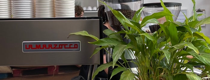 Guilder is one of PDX coffee.