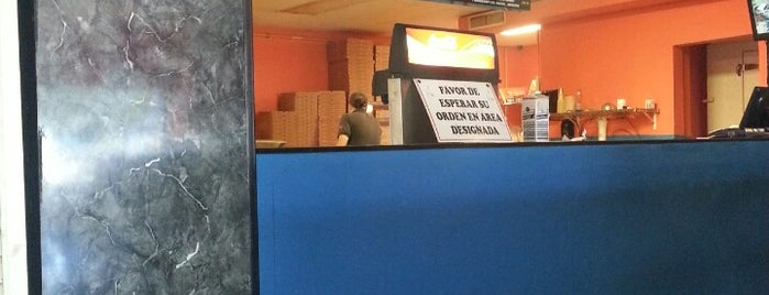 Mambo's Pizza is one of Gespeicherte Orte von Ethan.