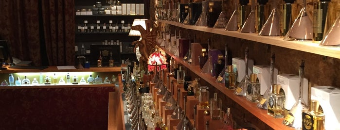 The Perfumery is one of Barcelona.