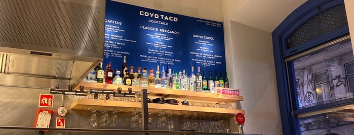 Coyo Taco is one of Locais curtidos por Vyacheslav.