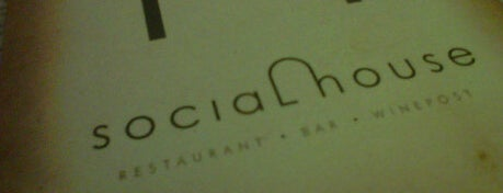 SOCIAL HOUSE is one of Jakarta Baby!.