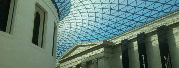 British Museum is one of London.