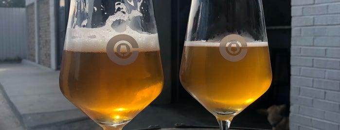Cøntrast Artisan Ales is one of Georgia Breweries.