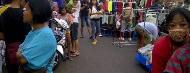 Pasar Malam Akbar is one of Simpan Catatan..