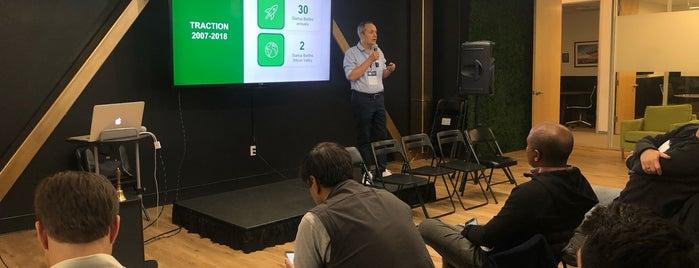 500 Startups Del Norte is one of Locais curtidos por Hasan.