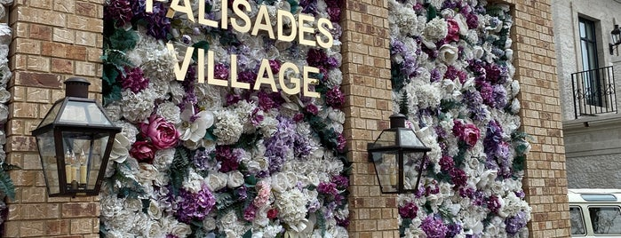 Palisades Village is one of California-2.