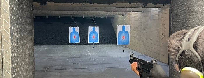 Shooting Range, Las Vegas is one of Vegas.