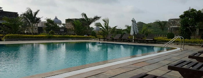Amargarh Resort is one of Alinutza's Saved Places.
