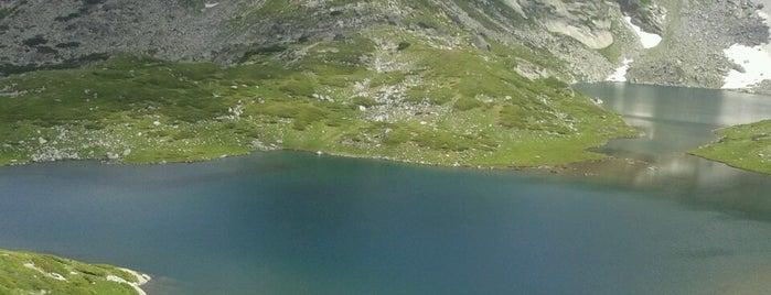 Близнака (The Twin lake) is one of สถานที่ที่ Jana ถูกใจ.