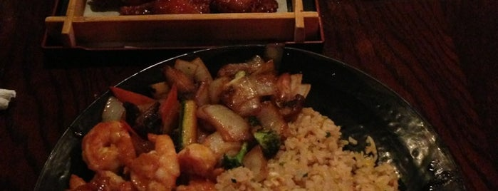 Tokyo Sushi & Hibachi is one of Orte, die Gillian gefallen.